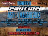 Trofeo Pro-Line per buggy 1/8 categorie F1, F2 e Brushless