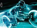 Tron Legacy Bike Real Size replica - Spin Master alla fiera del giocattolo Toy Show 2010