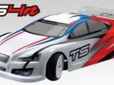 TS-4n PLUS LUXE Thunder Tiger: Touring Car 1/10 Nitro