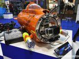 Sottomarino radiocomandato per riprese subacquee TTR-SB Seawolf ROV - Spielwarenmesse Toy Fair 2015
