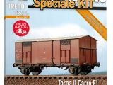 Tutto Treno Modellismo - Kit Carro F a soli 8.50 euro