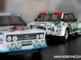 Fiat 131 Abarth Rallylegend 2011 San Marino - Italtrading