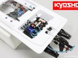 Motoscafo Brushless RC Kyosho Twinstorm 800 VE36