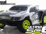 Kyosho Ultima SC6 Readyset con sistema brushless dDrive