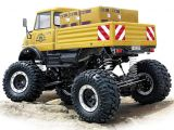 Tamiya - Mercedes UNIMOG 406 Series U900 - Rock Crawler