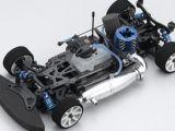 Kyosho V-One RRR Evo 2 in scala 1:10 Versione kit