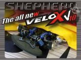 Velox V10 - Shepherd automodello Touring Car in scala 1:10