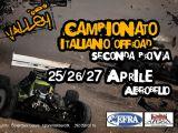 AMSCI: Seconda prova del Campionato Italiano Buggy 1/8