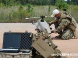 Elicotteri radiocomandati per polizia ed esercito - Vanguard Defence Shadowhawk