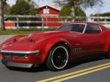 Vaterra 1969 Custom Corvette Stingray in scala 1/10