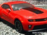 Vaterra: 2012 Chevrolet Camaro ZL1 V100-S 4WD 1/10 RTR