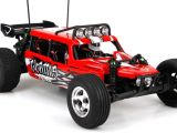 Vaterra Glamis Fear - Buggy brushless in scala 1/8
