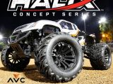 Vaterra Halix Monster Truck 4wd in scala 1:10 - Horizon Hobby