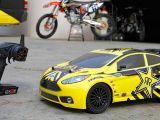 Vaterra Rockstar Ford Fiesta Rallycross - Horizon Hobby