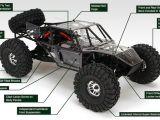 Twin Hammers 4WD Rock Racer Vaterra - Video