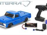 Vaterra Ford F100 Pickup in scala 1/10 - Video