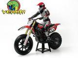 Venom VMX 450 - Motocicletta da cross radiocomandata 1/4
