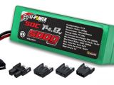 Electronic Dreams - Venom Racing Li-Power Batterie Lipo 50C