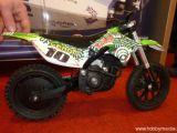 Venom Racing VMX 450 - Motocicletta da cross in scala 1/4 Fiera del giocattolo di Norimberga