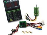 Venom Racing V18 Brushless System - Motore e ESC con programmatore per la Motocicletta Radiocomandata GPV1