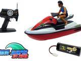 Venom Wave Jumper Jet Rider - Moto d'acqua elettrica radiocomandata - Electronic Dreams