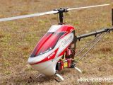 Vibe SG E12 Flybarless: elicottero elettrico 3D - FlightTech