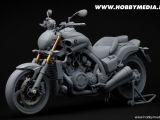 HPI Moto - VMAX Yamaha - Modello in scala 1:6 - Shizuoka Hobby Show Preview
