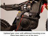 Motocicletta radiocomandata Venom VMX 450: Nuove parti opzionali - Electronics Dreams
