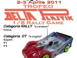 Mini Racing Prato: Trofeo Rally Game 1/8 DELTAPLASTIK