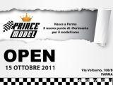 Prince Model Parma - Nuovo negozio di modellismo dinamico