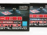 KYOSHO: servi waterproof Vortex VDS2-HV 1605 e 2607