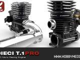 Vox Engines Dieci T.1 Pro: Micromotore .12 per radio-modelli da competizione 1/10 On Road