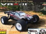 VRX-1E RTR Brushless Truggy 1/8 4WD - BizModel