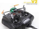 Mini quadricottero Walkera Ladybird V2 - Scorpio