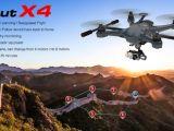 Videoguide per utilizzare il drone Walkera Scout X4