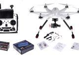 Scorpio - Nuovi prezzi per i droni Walkera TALI H500 FPV, Scout X4 FPV e X350 PRO