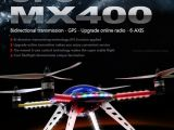 Walkera: Quadricottero UFO MX400 GPS 6 Axis Gyro