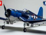 Aeromodello Kyosho Warbird F4U Corsair EP/GP ARF