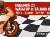 Warm Up Campionato Italiano Moto Super Bike, Nitro, Junior e SMoto 1/5 - RME Collari