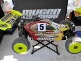 Campionato Europeo 2010 Efra 1/8 offroad - Warm Up