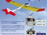Scorpio: Promozione aliante Palio-Pro e radiocomandi Sanwa SD-10G e SD-6G
