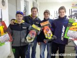 Winter Indoor Race 2012: Competizione offroad