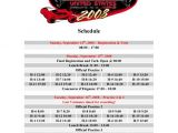 IFMAR Worlds 08: Programma Campionato Mondiale Buggy 1:8