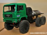 RC4WD Worminator ARTR - Truck elettrico con 6 ruote