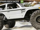 Axial Wraith Spawn Rock Racer 4WD - Ready To Run