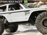 Axial Wraith Spawn Rock Racer 4WD - Ready To Run