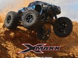 Traxxas X-Maxx Video: monster truck in scala 1/8