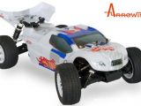 Truggy brushless 1/10 X-Raptor 4WD RTR: SCORPIO