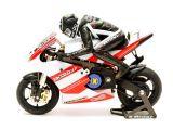 Motocicletta radiocomandata X-Rider Cx3 in scala 1/10