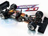 Xray X1: Formulino F1 in scala 1/10 completo di carrozzeria